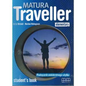 Matura Traveller Elementary. Podręcznik Wieloletni + CD