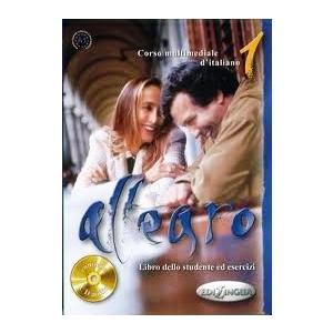Allegro 1 podręcznik + ćwiczenia + Audio CD