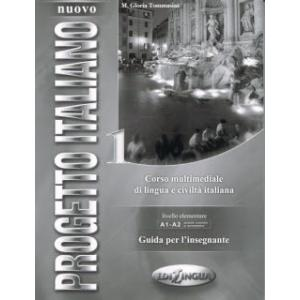 Nuovo Progetto Italiano 1. Przewodnik Metodyczny