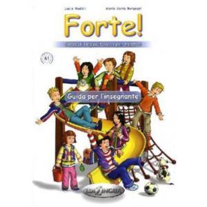 Forte 1. Książka Nauczyciela