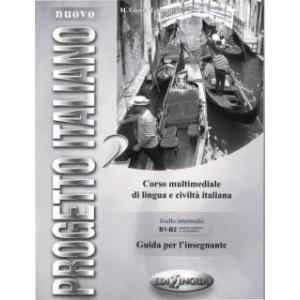 Nuovo Progetto Italiano Nuovo 2. Przewodnik Metodyczny