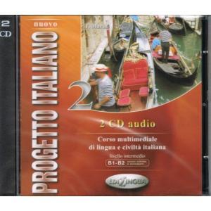 Nuovo Progetto Italiano 2. CD do Podręcznika