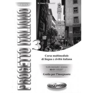 Progetto Italiano Nuovo 3 poradnik metodyczny