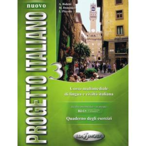 Nuovo Progetto Italiano 3. Ćwiczenia