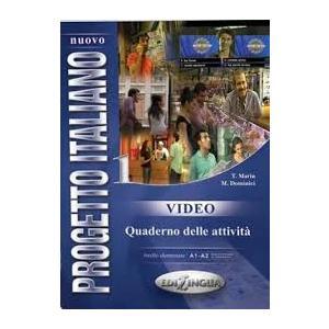 Nuovo Progetto Italiano 1. Video Quaderno Delle Attivita