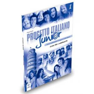 Progetto italiano Junior 1 przewodnik metodyczny