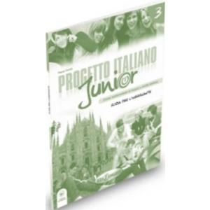 Progetto Italiano Junior 3. Przewodnik Metodyczny