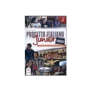 Progetto Italiano Junior 2. DVD
