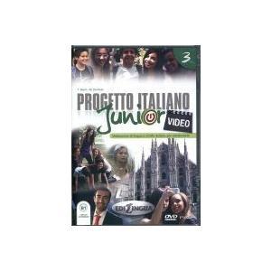 Progetto Italiano Junior 3. DVD