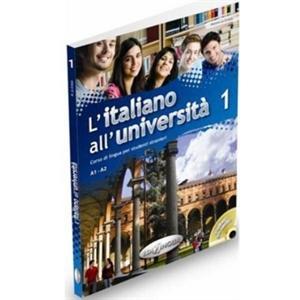 L'italiano All'universita 1. Podręcznik + Ćwiczenia