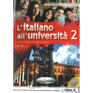 L'italiano All'universita 2. Podręcznik + Ćwiczenia