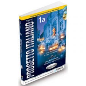 Nuovo Progetto Italiano 1a. Podręcznik z Ćwiczeniami + CD