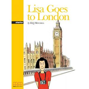 Lisa Goes to London. Graded Readers