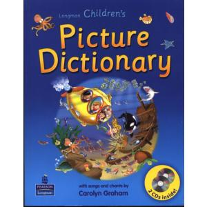 Longman Children's Picture Dictionary +CD SRR