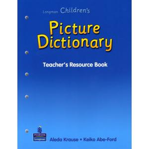 Longman Children's Picture Dictionary. Książka Nauczyciela