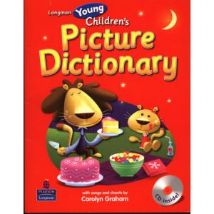 Longman Young Children's Picture Dictionary   Książka + CD-ROM