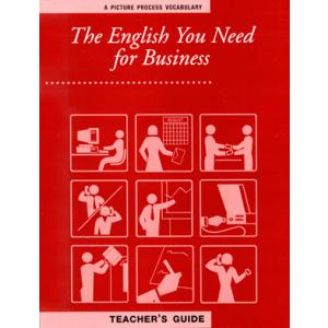 The English You Need for Business. Książka Nauczyciela