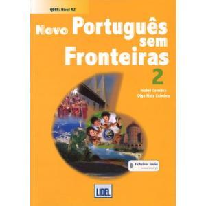 Novo Portugues sem Fronteiras 2 podręcznik + audio online