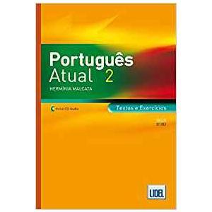 Portugues Atual 2 Textos e Exercicios B1/B2 +CD audio
