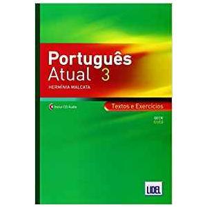 Portugues Atual 3 Textos e Exercicios C1/C2 +CD audio