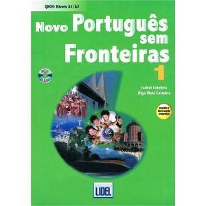 Novo Portugues sem Fronteiras 1 podręcznik + CD