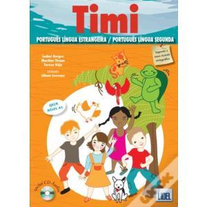 Timi podręcznik + CD