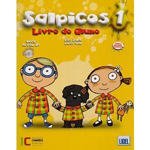 Salpicos 1 podręcznik + CD