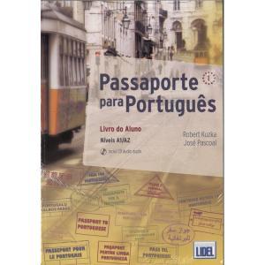 Passaporte para Portugues 1 podręcznik + ćwiczenia + CD /kpl/