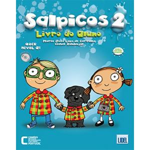 Salpicos 2 podręcznik + ćwiczenia + CD