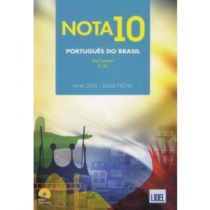 Nota 10 Portugues do Brasil książka + CD Nivel elementar A1/A2