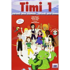 Timi 1 podręcznik + ćwiczenia + CD