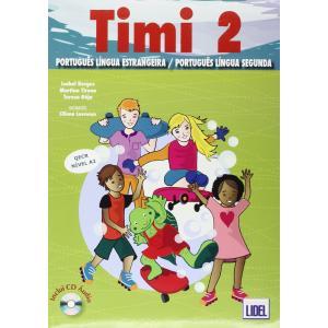 Timi 2 podręcznik + ćwiczenia + CD