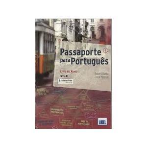 Passaporte para Portugues 2 podręcznik + ćwiczenia + CD /kpl/