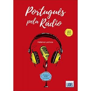 Portugues pela radio książka + audio online B2/C2