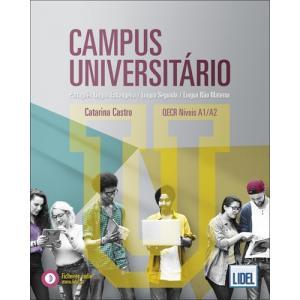 Campus Universitario podręcznik + audio online A1/A2
