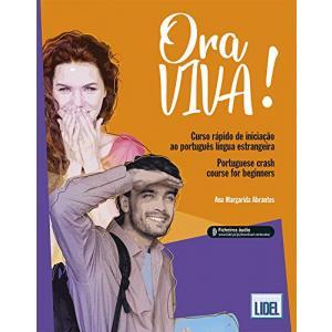 Ora viva! - Curso rapido de iniciacao ao portugues língua estrangeira książka + audio online