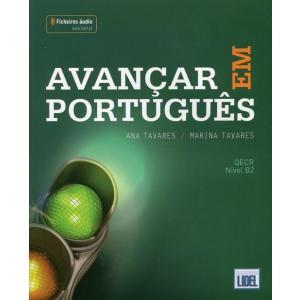 Avancar portugues książka + audio online B2