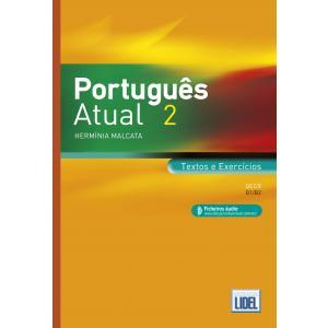 Portugues Atual 2 Textos e Exercicios B1/B2 + audio online