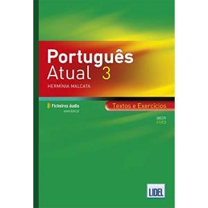 Portugues Atual 3 Textos e Exercicios C1/C2 + audio online