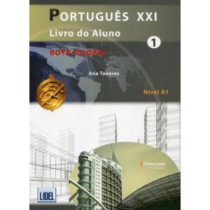 Portugues XXI 1 podręcznik + zawartość online Nova edicao