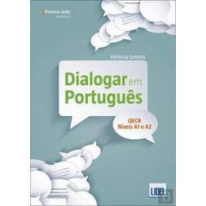 Dialogar em Portugues książka + ćwiczenia + audio online A1/A2