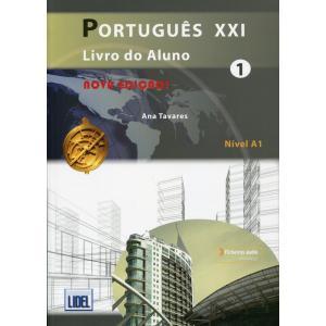 Portugues XXI 1 podręcznik + ćwiczenia + audio online