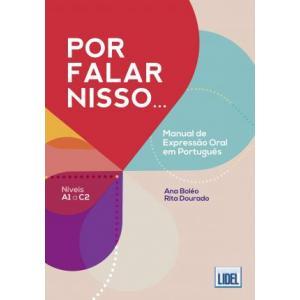 Por Falar Nisso... Manual de Expressao Oral em Portugues A1 a C2