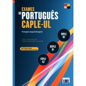 Exames de Portugues Caple-ul Ciple A2 Deple B1 Diple B2 + audio online
