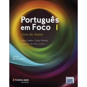 Portugues em Foco 1 podręcznik + ćwiczenia + audio online A1/A2