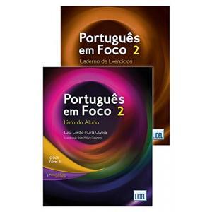 Portugues em Foco 2 podręcznik + ćwiczenia + audio online B1
