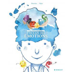L'ocean des emotions /książeczka rozkładana/