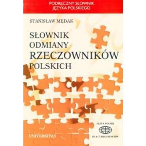 Słownik Odmiany Rzeczowników Polskich