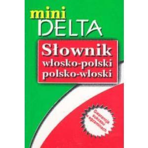 Mini Detla Słownik Włosko-Polsko-Włoski