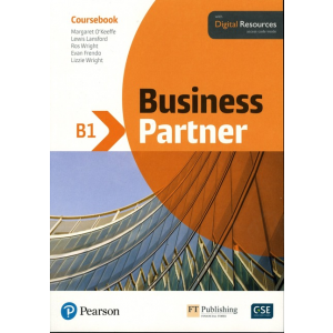 Business Partner B1. Podręcznik + Digital Resources